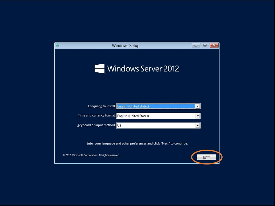 Resetting Administrator Password in Windows 2012 | Kieran Lane