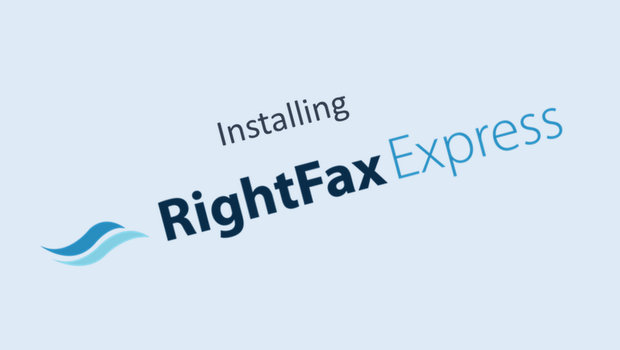 installing_rightfax_express
